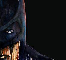 Batman by Yasmine Abed