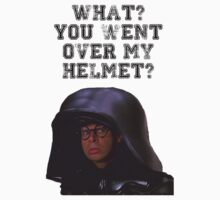 Spaceballs Dark Helmet by Lauren Carr