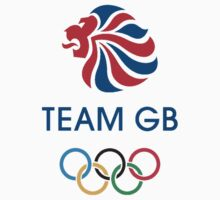 Sochi Team Great Britain Olympic 2014 Games Russia Cool Logo by sturgils