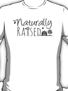 Naturally Raised T-Shirt