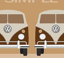 SIMPLE VOLKSWAGEN by Daniel-Hagerman