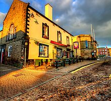 Richmond - North Yorkshire by English Landscape Prints