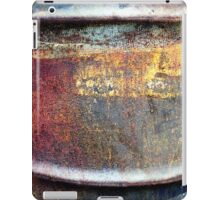 A CLOSER NY - OIL DRUM iPad Case/Skin