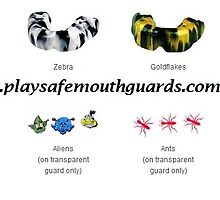 Mouthguards Western Australia  by safemouth00