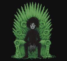Scissors throne by Naolito