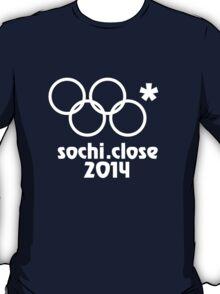 Sochi Close Dark T-Shirt