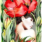 """The Tulip""  by Anna Miarczynska"