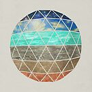 Elemental Geodesic  by Terry  Fan