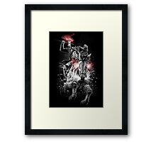 His Name Was Death (Sleepy Hollow) Framed Print