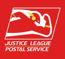 Flash - Justice League Postal Service by Todd Robinson