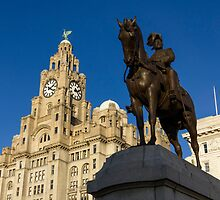 Liverpool Architecture by George Standen