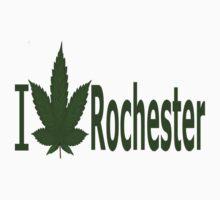 0249 I Love Rochester  by Ganjastan