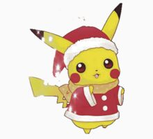 Christmas Pika by dervmcd