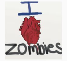 I LOVE ZOMBIES by TWDHannah