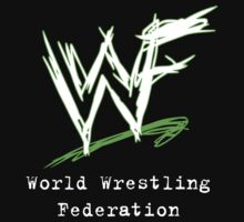 WWF - Attitude Era Green by SwiftWind