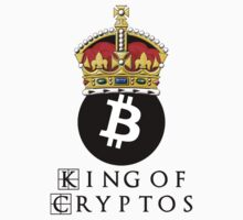 Bitcoin King Of Cryptos by NibiruHybrid
