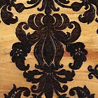 Woodburnt Damask by House of  Jennifer