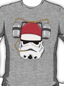 Stormtrooper Beer Helmet T-Shirt