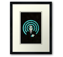 The Fifth Dimension Framed Print