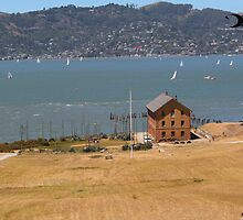 Camp Reynolds (aka West Garrison ) Angel Island by 2Canons