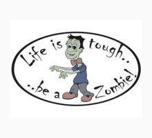 Be a Zombie sticker! by dcroffe