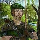 Robin Hood by David Barneda