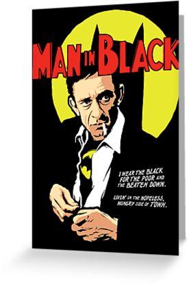 Man in Black by butcherbilly