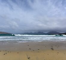 Luskentyre - Isle of Harris by English Landscape Prints