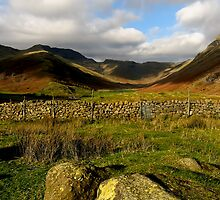 Langdale Views by English Landscape Prints
