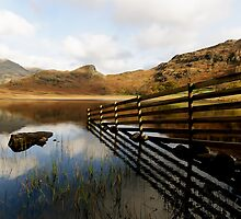 Blea Tarn by English Landscape Prints