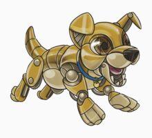 Mini-Mech Puppy by derangedhyena