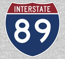 Interstate 89 by cadellin