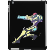 Samus Aran Color V2 iPad Case/Skin