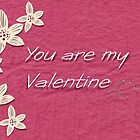 You are my valentine by RosiLorz