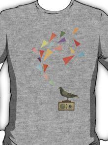 Pigeon Radio T-Shirt