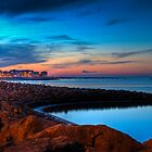 Morecambe Bay by David W Bailey