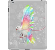 Faith Makes Things Possible (Neon Wings Series II) iPad Case/Skin