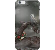 Keeper of the Enchanted - Winter Frost iPhone Case/Skin