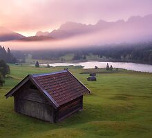 Magic Morning by Constantin Fellermann