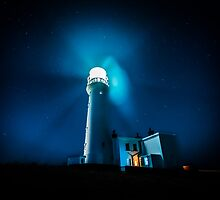Flamborough Lighthouse by Neil Cameron