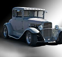 1930 Ford Coupe 'In Process' by DaveKoontz