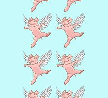 Lots of Flying Pigs by Lorna Mulligan