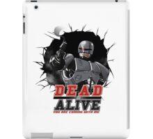 DEAD or ALIVE iPad Case/Skin