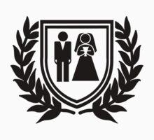 wedding couple by Cheesybee