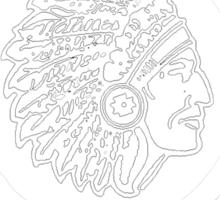 POW-MIA-NA  (White Lettering) Sticker