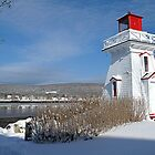 Annapolis Royal Lighthouse by Shonda Hogan