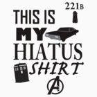 Hiatus Shirt by rwang
