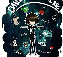 danisnotonfire ~ by AutumnRay