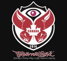 Tomorrowland - White Text - Canada by bwarch