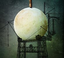 Architect of the Moon by ChristianSchloe